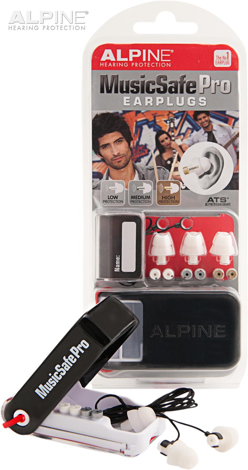 ALPINE-MusicSafe-Pro-White-Edition-Gehoerschutz