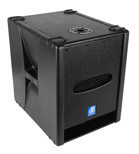 db technologies sub 12 d aktiv 800w 12zoll pa subwoofer. Black Bedroom Furniture Sets. Home Design Ideas