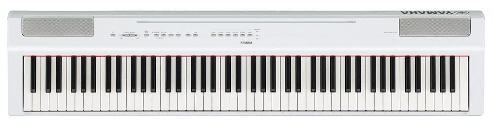 yamaha p 125 w bundle 1 stagepiano inkl bank ständer und kopfhörer