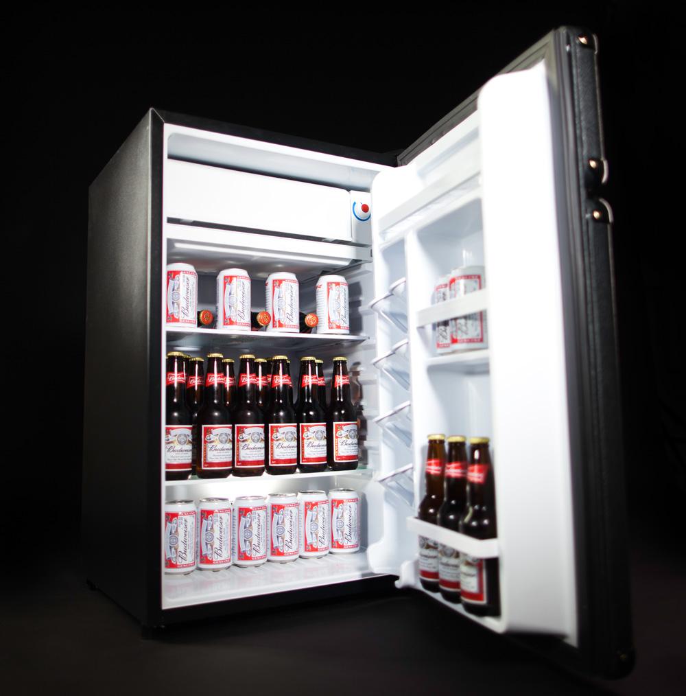MARSHALL Fridge Kühlschrank im Halfstack Design ...