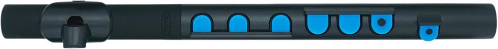 Nuvo Toot 2.0 Black-black Polymer Querpfeife Flöten