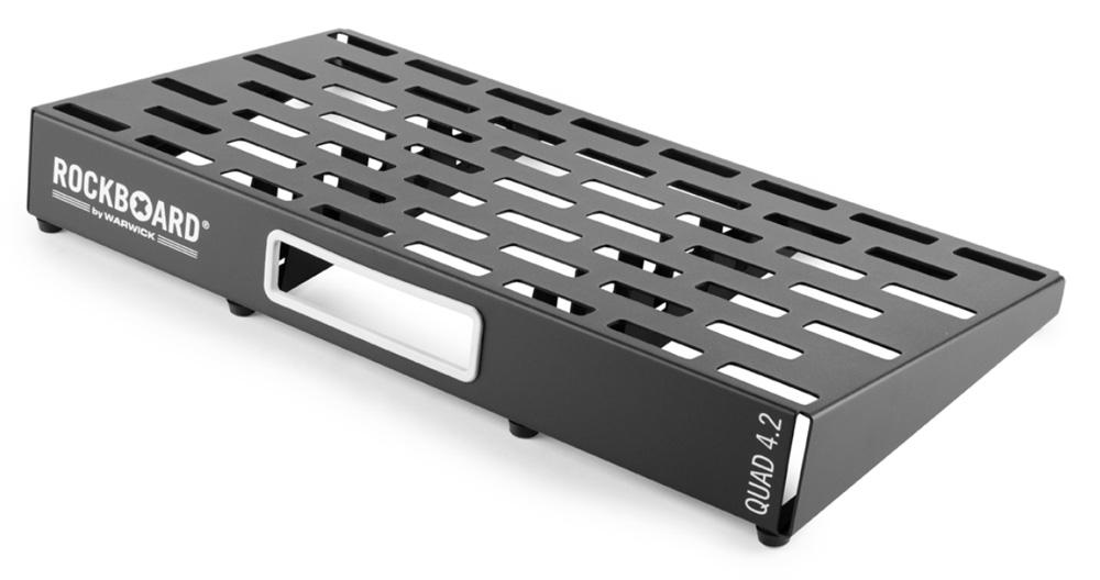 Outdoorküche Holz Quad : Rockboard quad 4.2 c pedalboard inkl. flightcase 610 x 326 mm