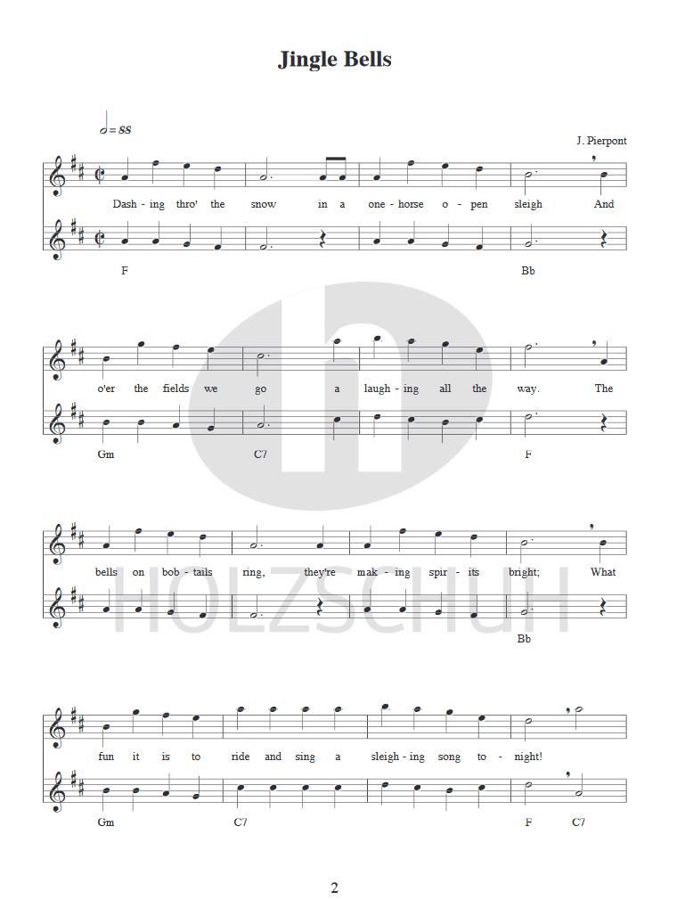 ANCORA Weihnachtslieder aus aller Welt Altsaxophon Sammlung für das ...