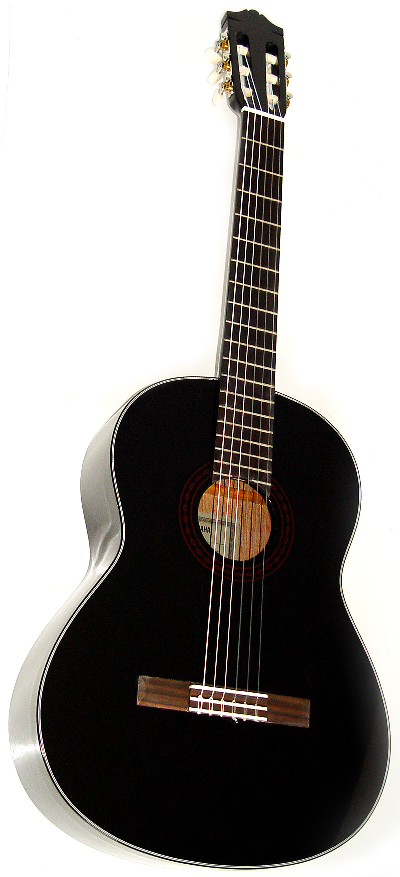 yamaha c40 bl konzert gitarre 4 4 schwarz gitarre bass. Black Bedroom Furniture Sets. Home Design Ideas