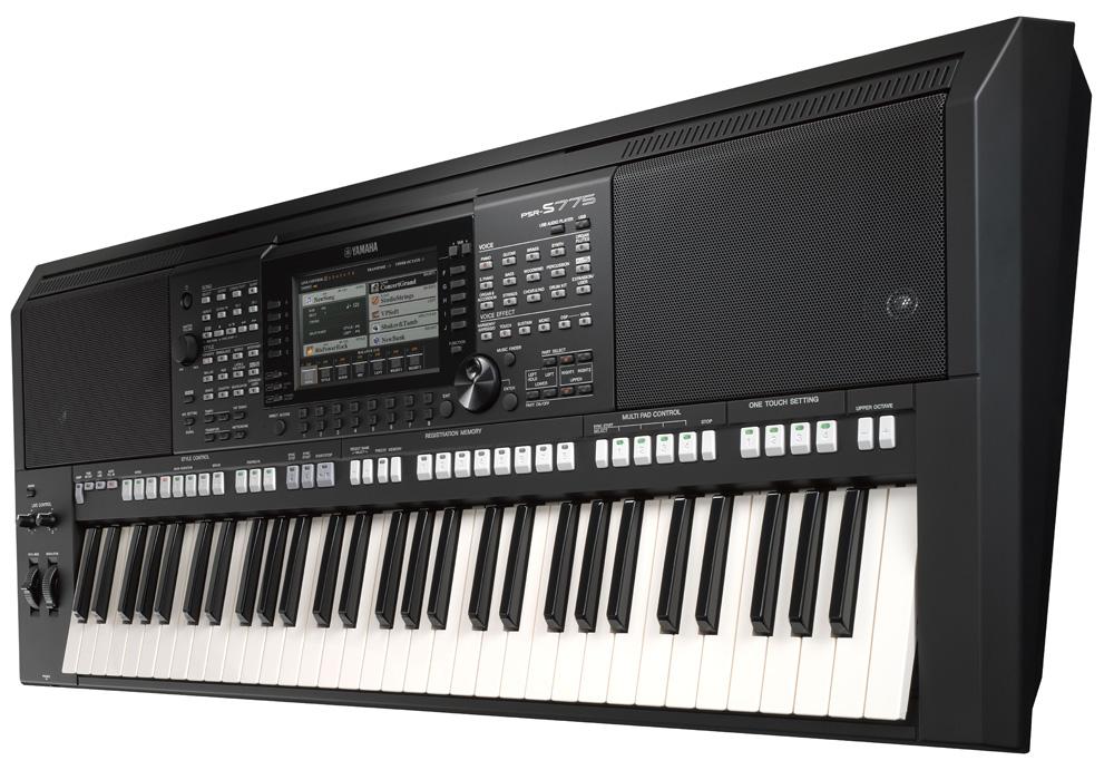 Outdoorküche Zubehör Yamaha : Yamaha psr s775 einsteiger keyboard inkl. original netzteil