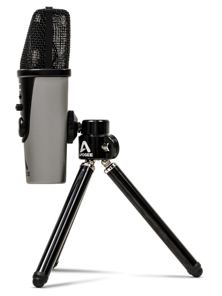 Apogee Mic Plus Usb Mikrofon Fur Ipad Iphone Mac Und Pc Recording Shop2rock