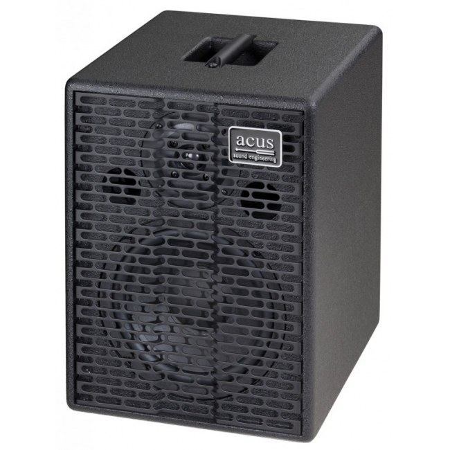 ACUS One-for-All Black Combo 200Watt/8Zoll Universalverstärker