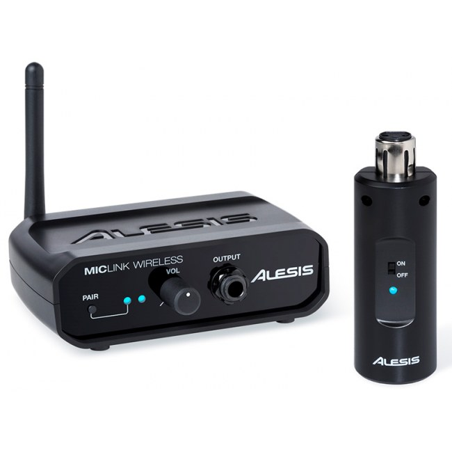 ALESIS MicLink Wireless Digitales Drahtlossystem