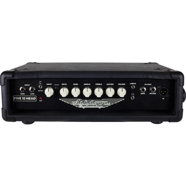 ASHDOWN AABB-220 H AAA-Serie Five 15 Head 150Watt Big Boy 220H Class-D Bassverstärker