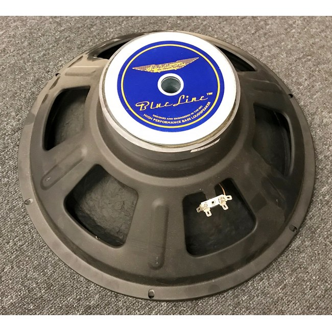 ASHDOWN Replacement Speaker 15Zoll/8Ohm/65W (Stk) Ersatzlautsprecher (APSPKR00014)