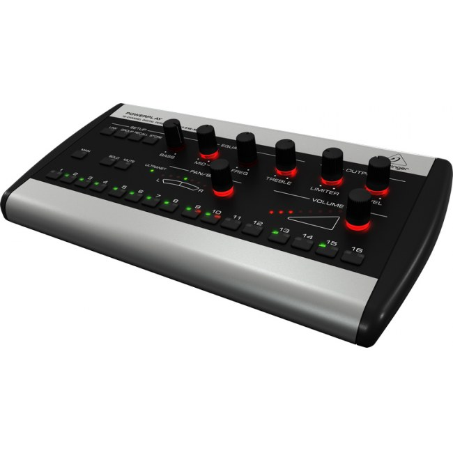 BEHRINGER P-16 M Powerplay Digitaler Stereo Mixer