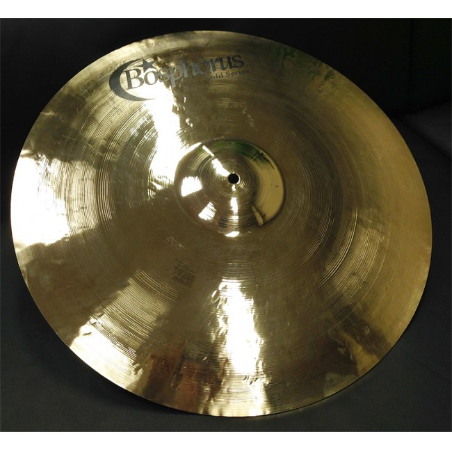 BOSPHORUS Gold 20 Ride Cymbal 20 Zoll Becken, brilliant / B-Ware