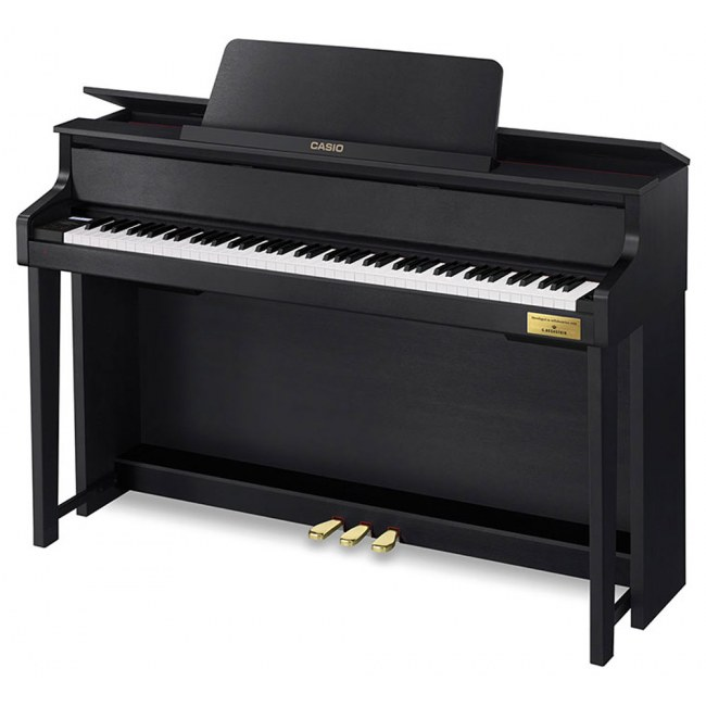 CASIO GP-300 BK Grand Hybrid Digitalpiano, schwarz matt