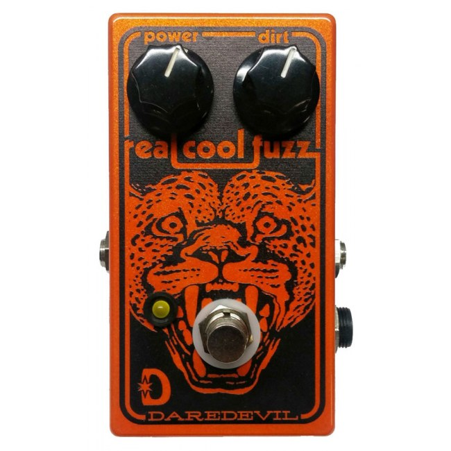 DAREDEVIL Real Cool Fuzz Effektpedal