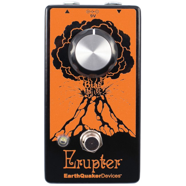 EARTHQUAKER Erupter Ultimate Fuzz Tone Effektpedal