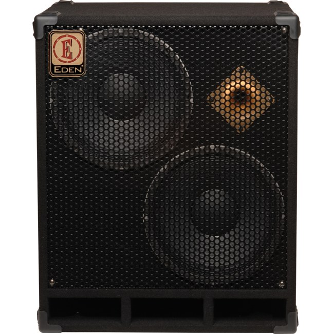 EDEN D-212 XST4 World Tour Cabinet 600W/2x12Zoll Bassbox (4Ohm)