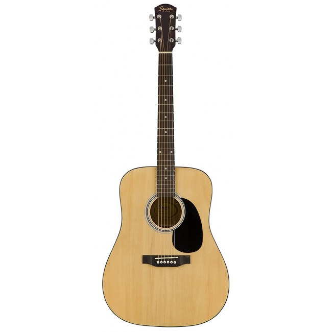 FENDER SA-150 Squier Dreadnought Akustikgitarre, natural