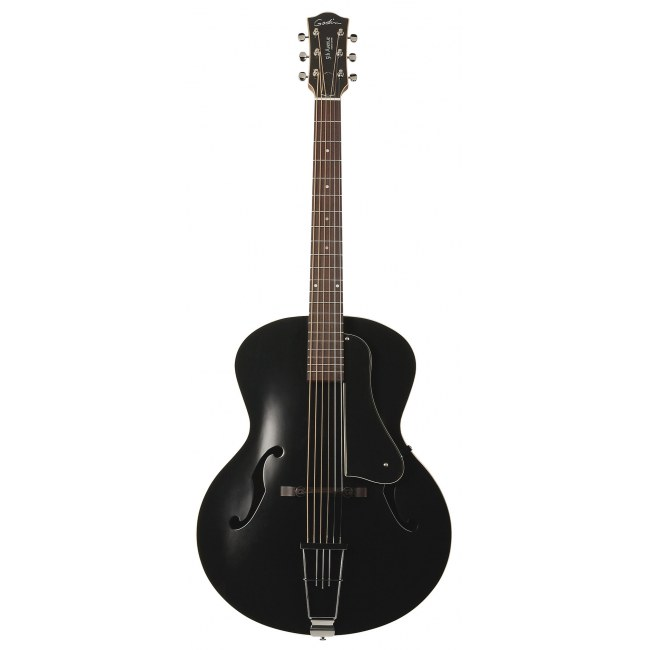 GODIN 5th Avenue RW BK Hollowbody Semi-Akustik-Gitarre inkl. Gigbag, black