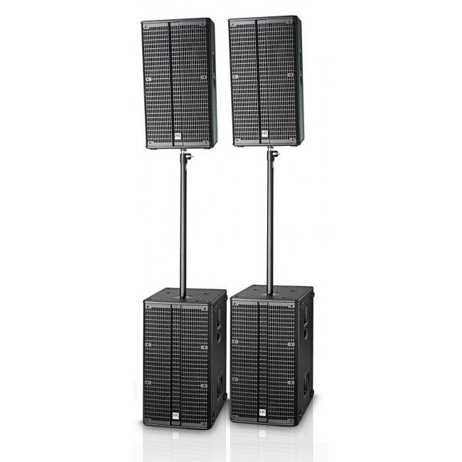 HK-AUDIO Linear 5 Club Pack 4400Watt PA-System
