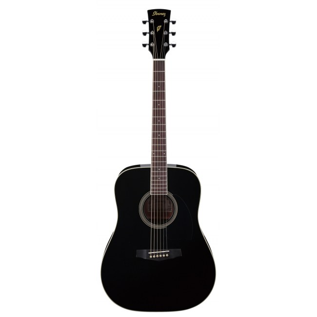 IBANEZ PF-15 BK Performance Dreadnought Akustik-Gitarre, black