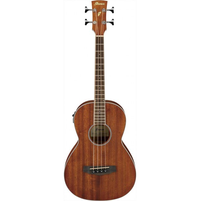 IBANEZ PNB14E-OPN Acoustic Bass Mahagony Akustik-Bass, open pore natural
