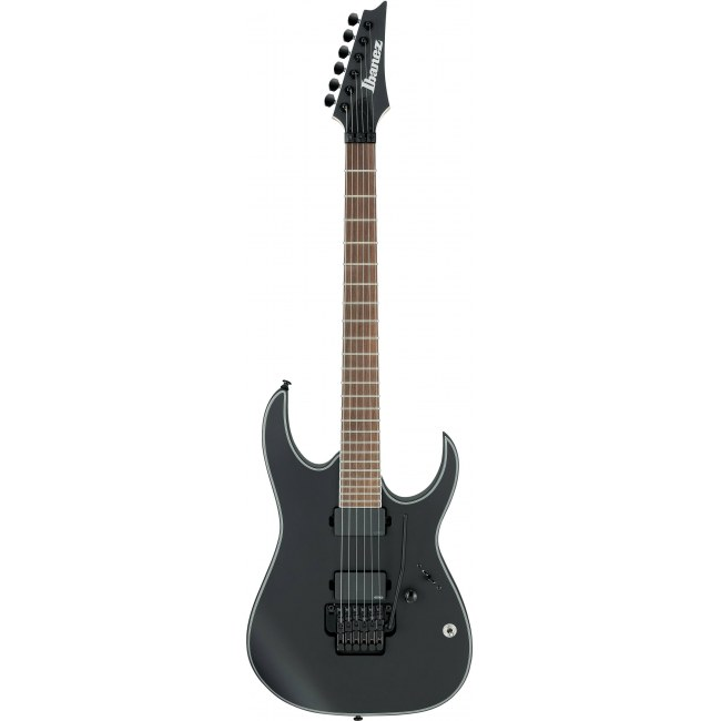 IBANEZ RGIR30BE-BKF Iron Label E-Gitarre, black flat