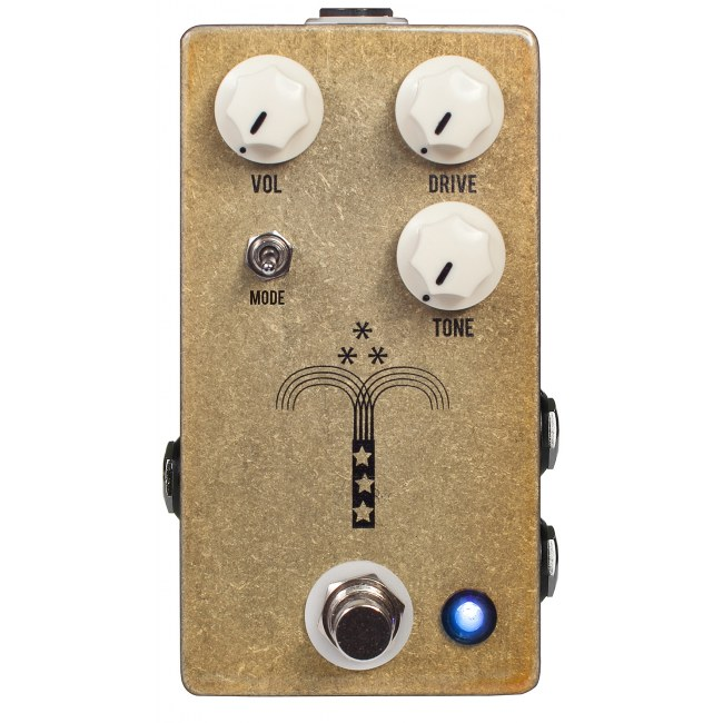 JHS PEDALS Morning Glory V4 Overdrive Effektpedal
