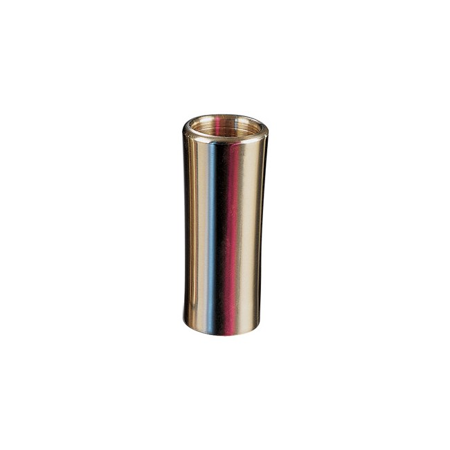 JIM DUNLOP 232 Harris large Steel Bottleneck Slide, large