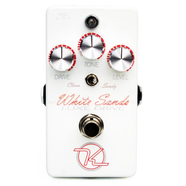 KEELEY White Sands Luxe Drive Overdrive Effektpedal