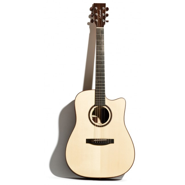 LAKEWOOD D-31 CP Dreadnought Natural Serie Elektro-Akustik-Gitarre inkl. Koffer, natural