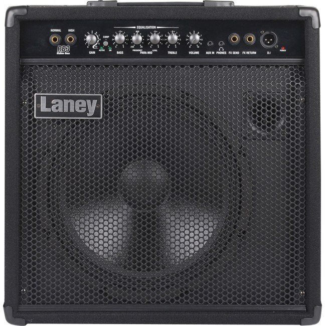 LANEY RB-3 Richter Kickback Combo 65Watt/12Zoll Basscombo - Classic British Amplification!