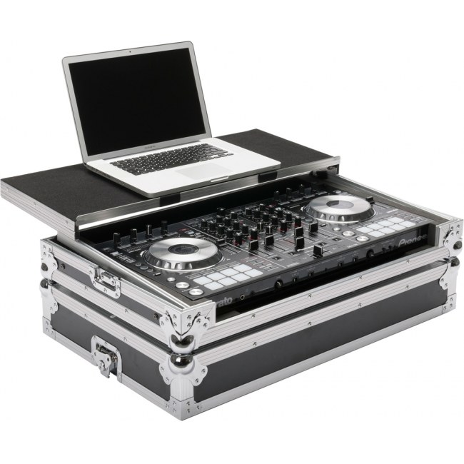 MAGMA DJ-Controller Workstation DDJ-SX Equipment-Case, black