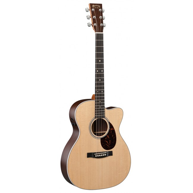 MARTIN OMCPA4 Rosewood Perf. Artist Orchestra E-Akustik-Gitarre inkl. Koffer (330), rosewood