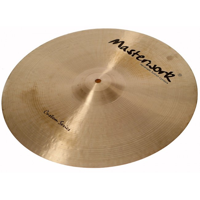 MASTERWORK Custom 10 Splash Cymbal 10 Zoll Becken, brilliant