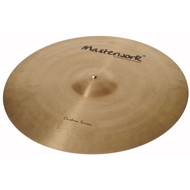 MASTERWORK Custom 20 Rock Ride Cymbal 20 Zoll Becken, brilliant