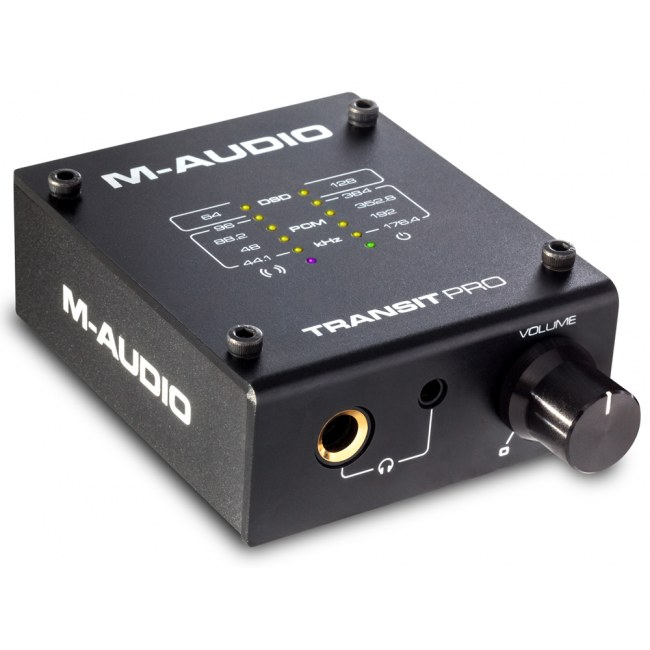 M-AUDIO Transit Pro USB Audio Digitalwandler