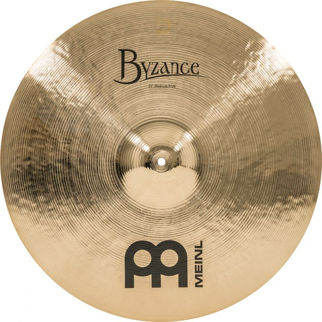 MEINL B21MRB Medium Ride Cymbal 21 Zoll Byzance Becken, brilliant / B-Ware / AL
