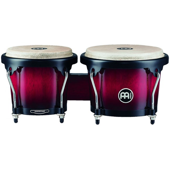 MEINL HB100WRB Headliner Bongo, wine red burst