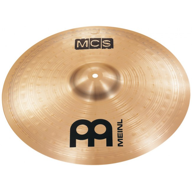 MEINL MCS18CR Crash Ride Cymbal 18 Zoll MCS Becken, regular