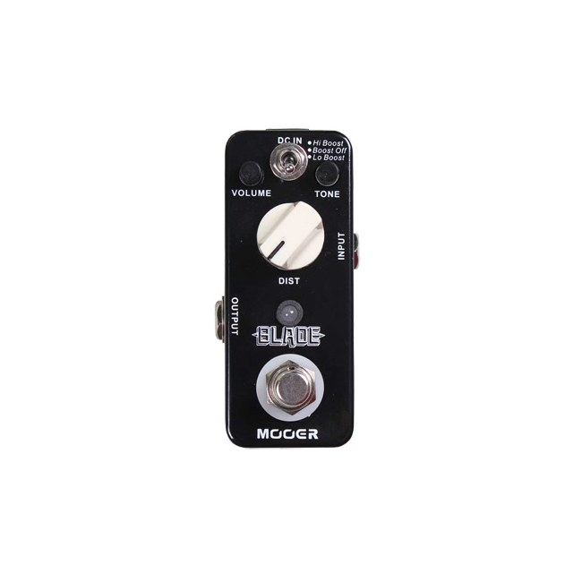 MOOER MMD-1 Blade Metal Distortion Effektpedal