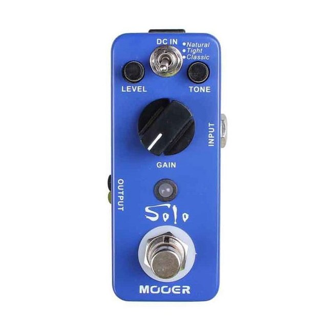 MOOER MDS-5 Solo Distortion Effektpedal