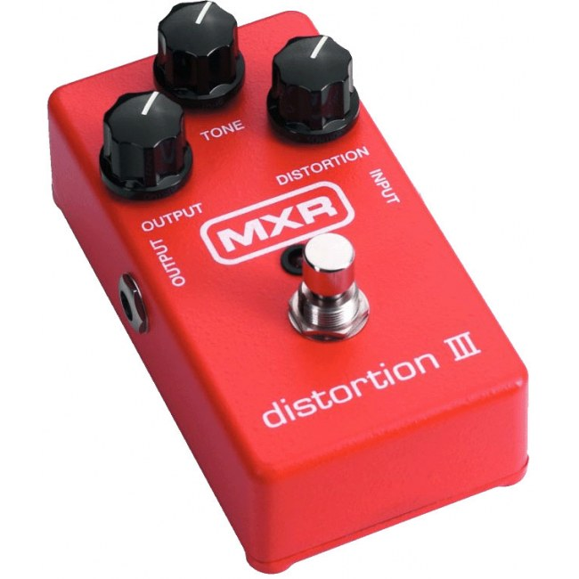 MXR M115 Distortion III Effektpedal
