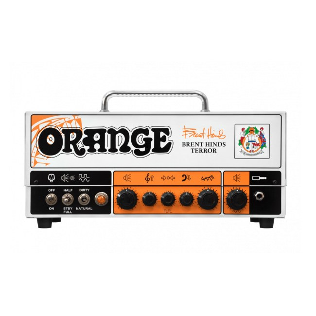 ORANGE Brent Hinds Terror Signature Head 15Watt Röhren-Gitarrenverstärker