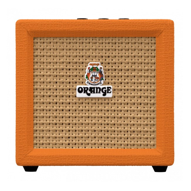 ORANGE Crush Mini Combo 3Watt/4Zoll Batterie Gitarrenverstärker