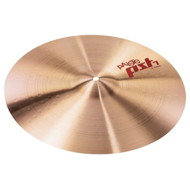 PAISTE PST-7 Crash Cymbal 18 Zoll PST7-Serie Becken, traditional