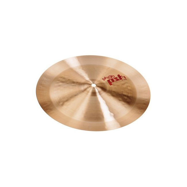 PAISTE PST-7 China Cymbal 14 Zoll PST7-Serie Becken, traditional