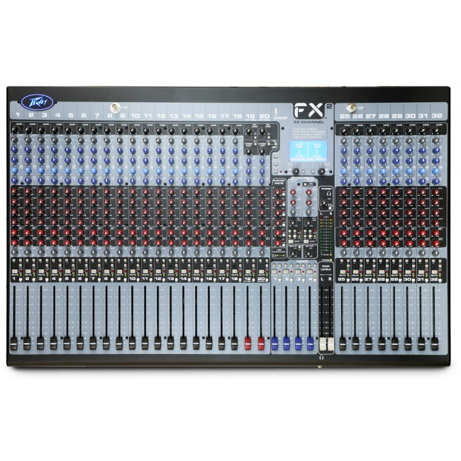 PEAVEY FX-232 USB FOH/Live-Mischpult