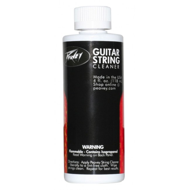 PEAVEY String Cleaner / AL Instrumenten-Pflegemittel