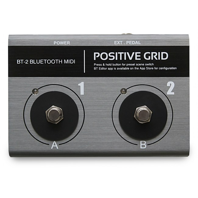 POSITIVE GRID BT2 Bluetooth MIDI Pedal