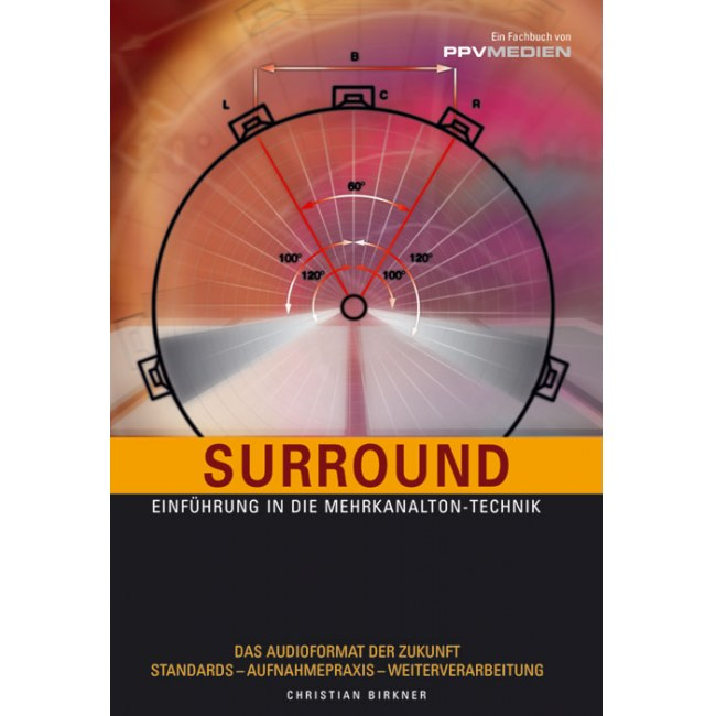 PPVMEDIEN Surround /AL ISBN: 978-3-932275-39-5, Hardcover, 192 Seiten, 22